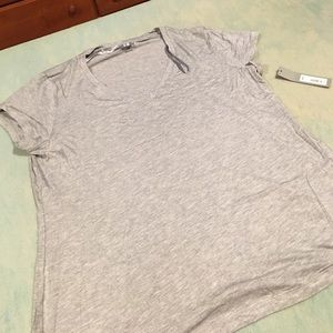 Very soft gray t-shirt